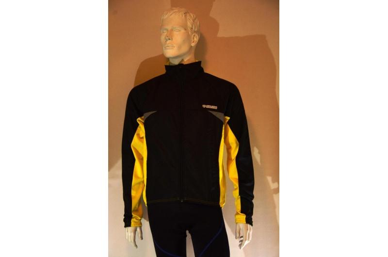 PEARL iZUMi bunda KODIAK ULTRASENSOR černá/žlutá