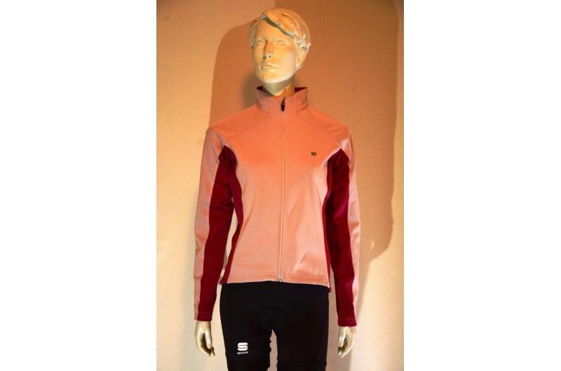 PEARLiZUMi bunda dámská GAVIA PRO růžová