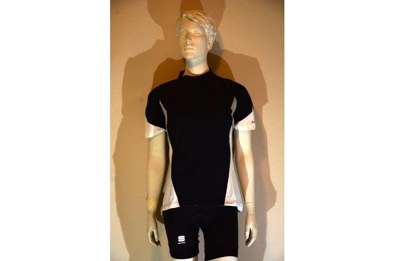 SCOTT dres SHADOW černý