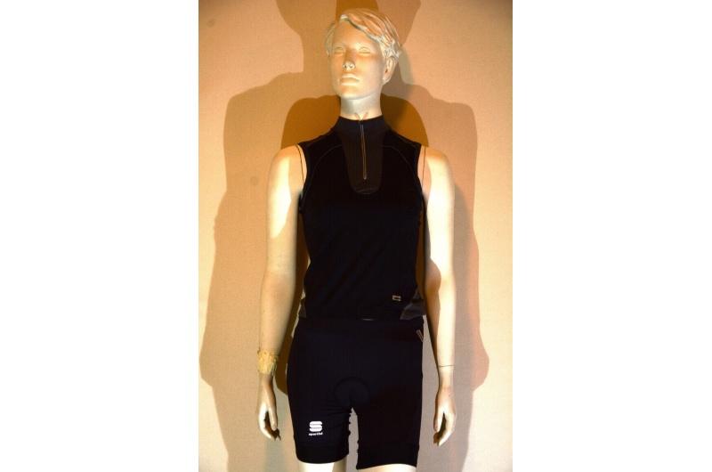 SPORTFUL dres bez rukávů ANAKONDA černá