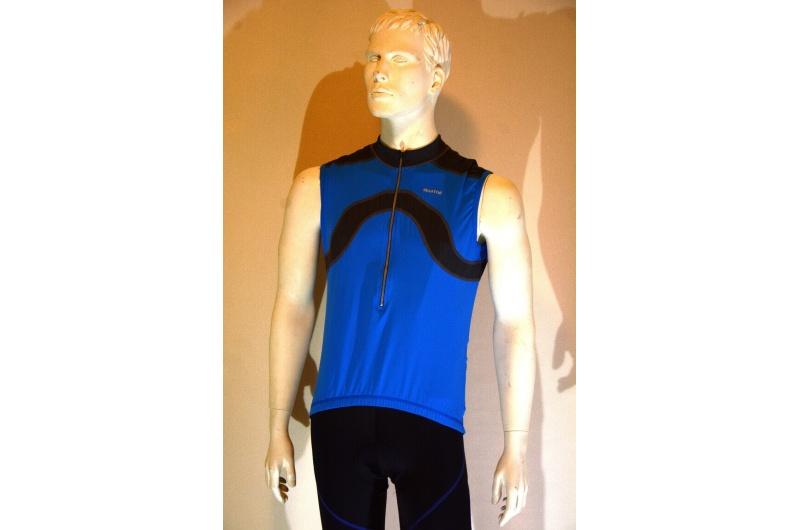 SPORTFUL dres bez rukávů ANAKONDA modrá