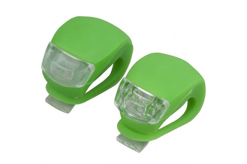 Sada světel PRO-T Cat zelená