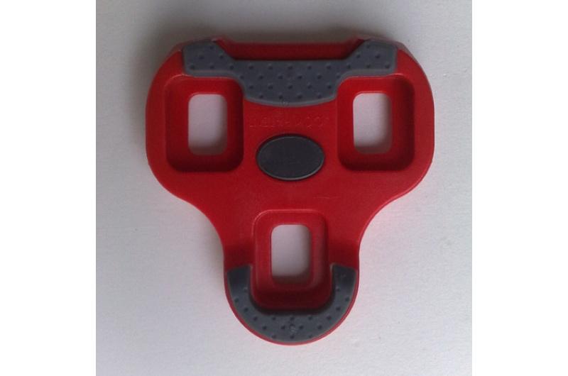 LOOK KEO GRIP kufry červené 9°