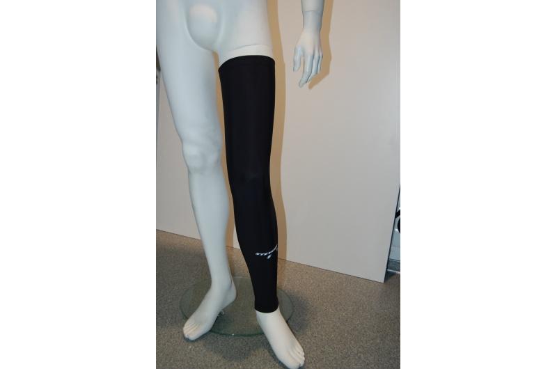 """STEVENS návleky na nohy Santini  Stevens """"S"""" černá"""