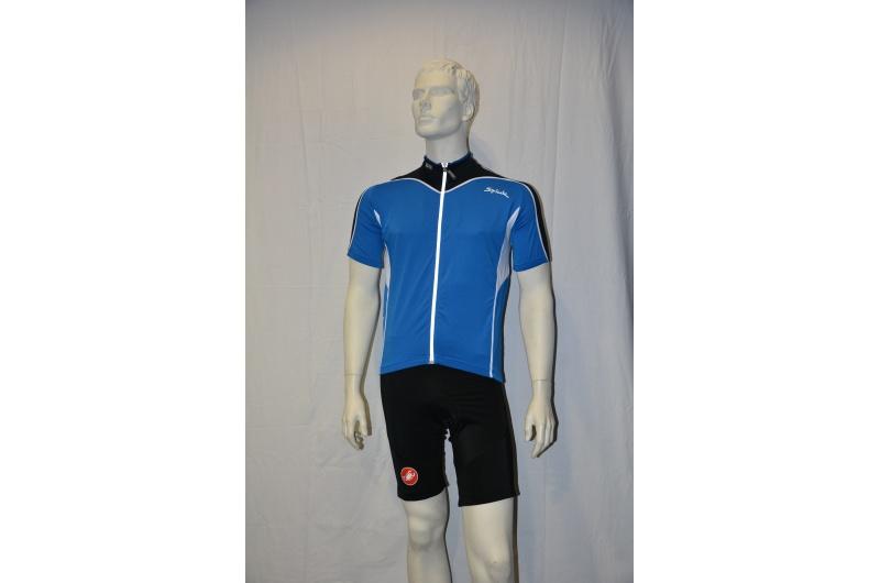 SPIUK dres krátký modrá