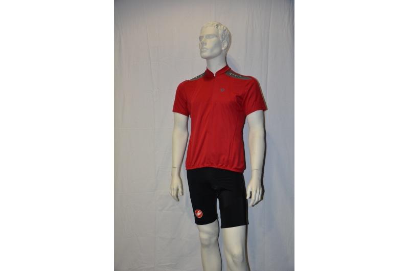 PEARL iZUMI dres krátký QUEST červená