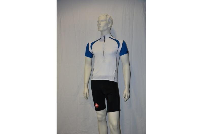 SPORTFUL dres krátký IDEAL bílá