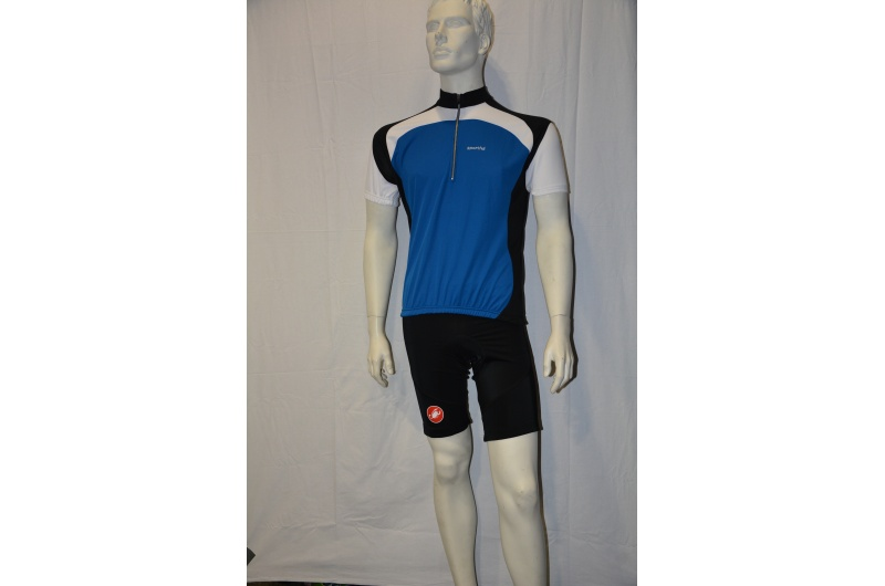 SPORTFUL dres krátký CHOP modrá
