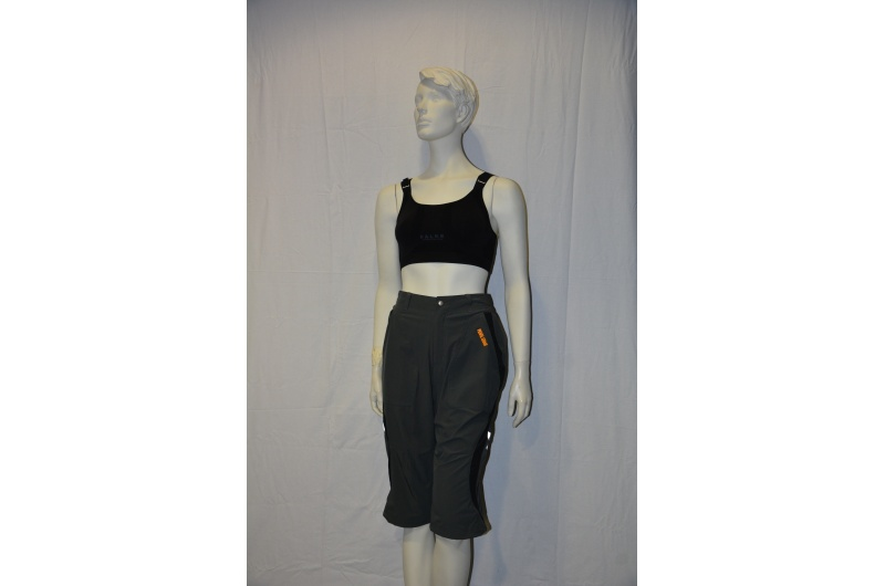 PEARL iZUMI 3/4 kalhoty INFINITY KNICK šedá