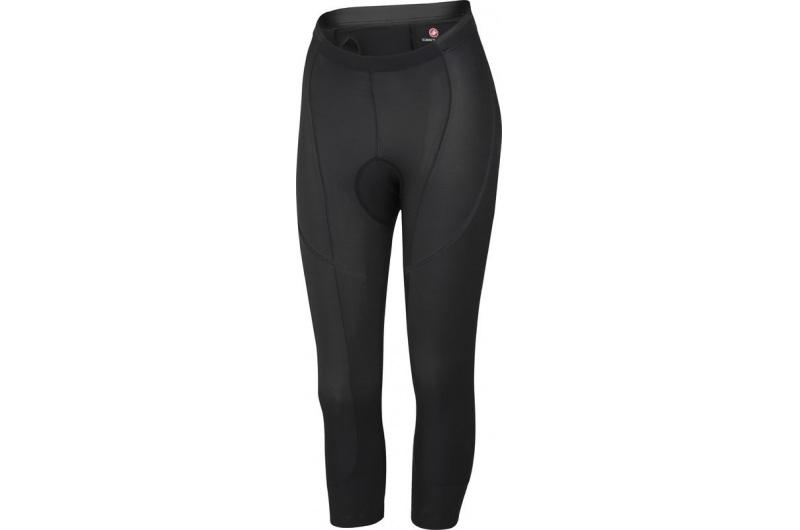 CASTELLI kalhoty 3/4 Evoluzione 2015 černá