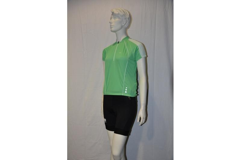 PEARL iZUMI dres krátký rukáv zelená