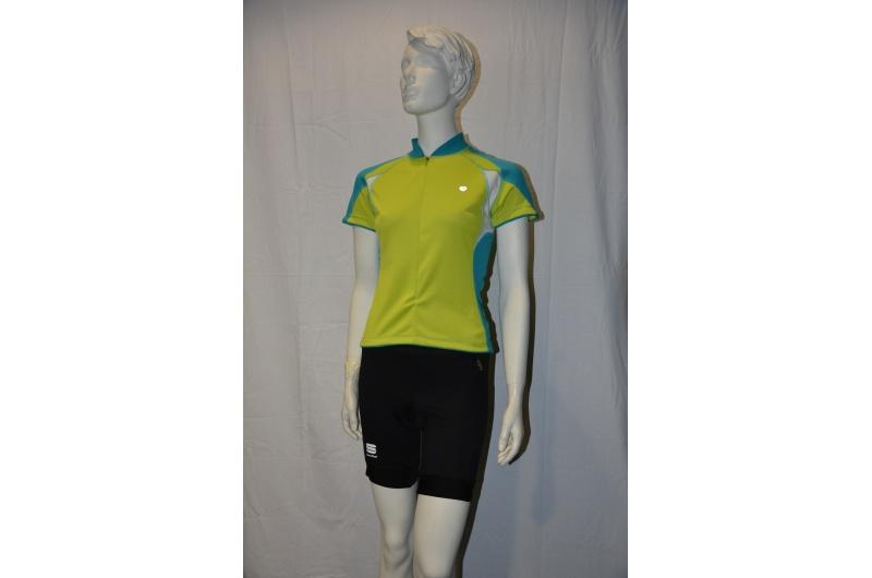 PEARL iZUMI dres krátký rukáv VERTEX zelená