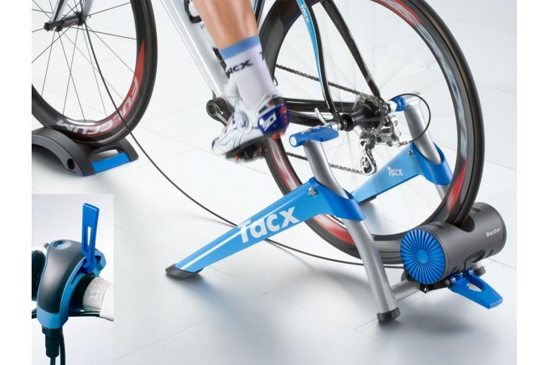 TACS Cyklotrenažér T2500 Booster modrá