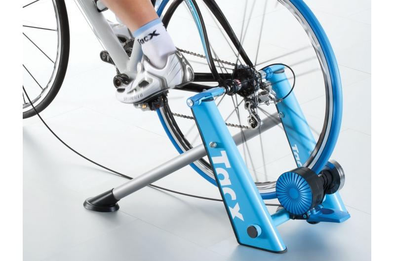 TACS Cyklotrenažér T2650 Blue Matic modrá