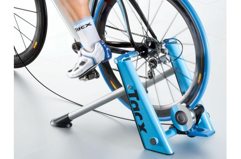 TACX Cyklotrenažér T2635 Blue Motion Pro modrá