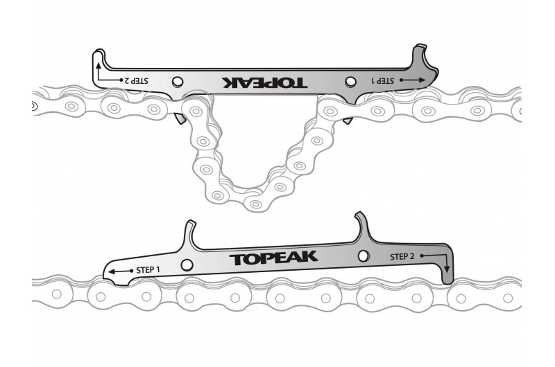 TOPEAK CHAIN HOOK WEAR INDICATOR