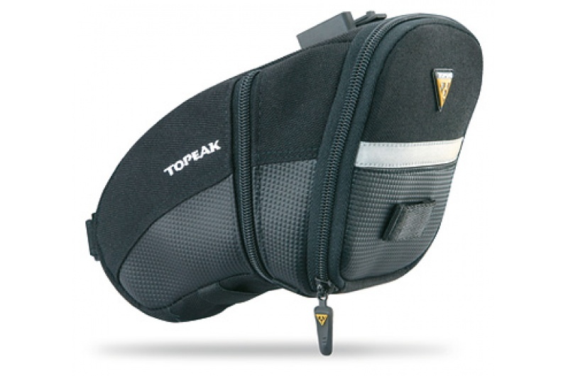 TOPEAK brašna Aero Wedge Pack Large fix25