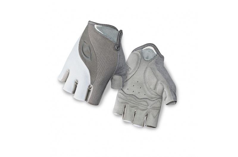 GIRO rukavice TESSA white/titanium 2018
