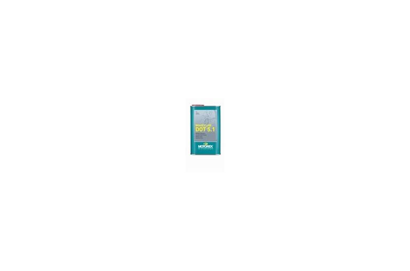 MOTOREX BRAKE FLUID DOT 5.1, 1L