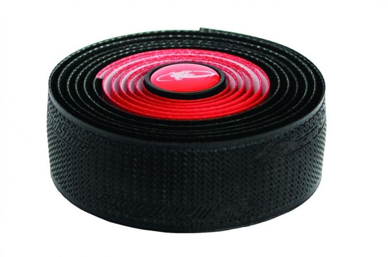 LIZARD SKINS DSP 2,5 DUAL COLOR červená černá