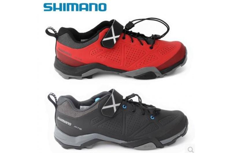 SHIMANO cyklistické tretry SH-ME500, černá