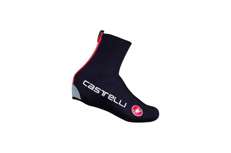 CASTELLI návleky na tretry Diluvio C Shoecover black 2018