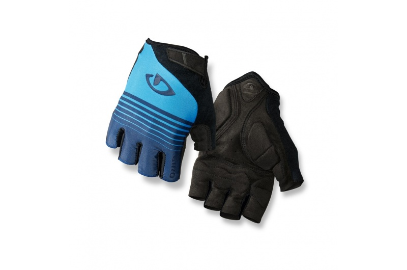 GIRO rukavice Jag Blue 2018