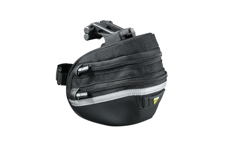 TOPEAK brašna WEDGE PACK II fix + pláštěnka