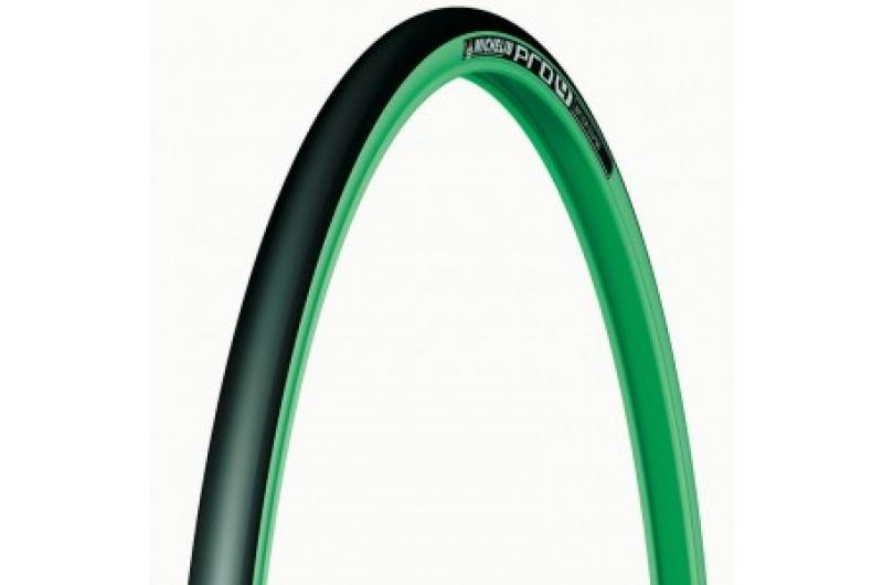 """silniční plášť Michelin Pro4  28""""700x23mm zelená"""