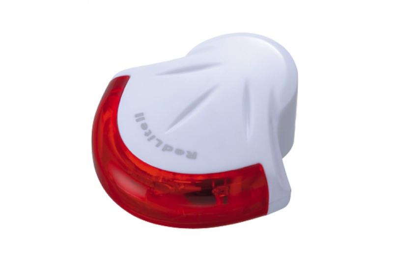 TOPEAK světlo zadní RedLite™ II bílá