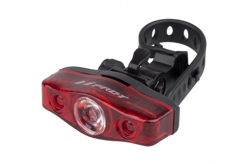 Světlo zadní PRO-T Plus Super Flash Booster