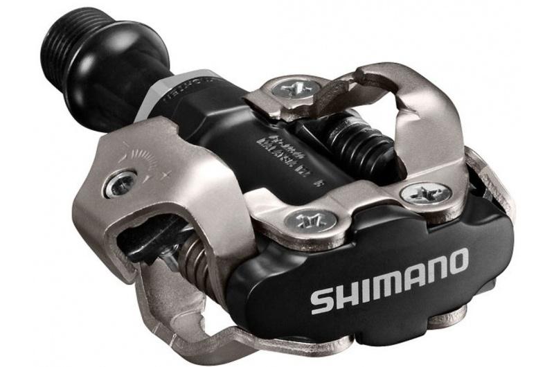SHIMANO pedály MTB SP M540 černé