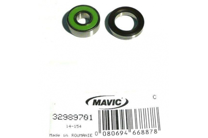 MAVIC REAR HUB QRM SL BEARINGS 2013