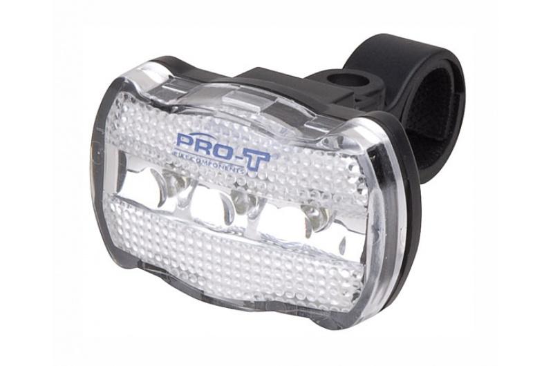 Světlo přední PRO-T blikací 3 Ultra diody EVO