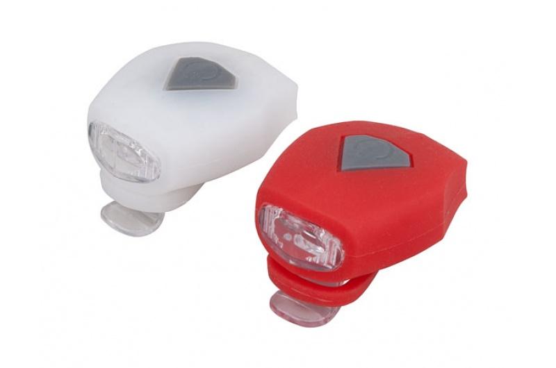 PRO-T sasa světel Snake bílá/červená