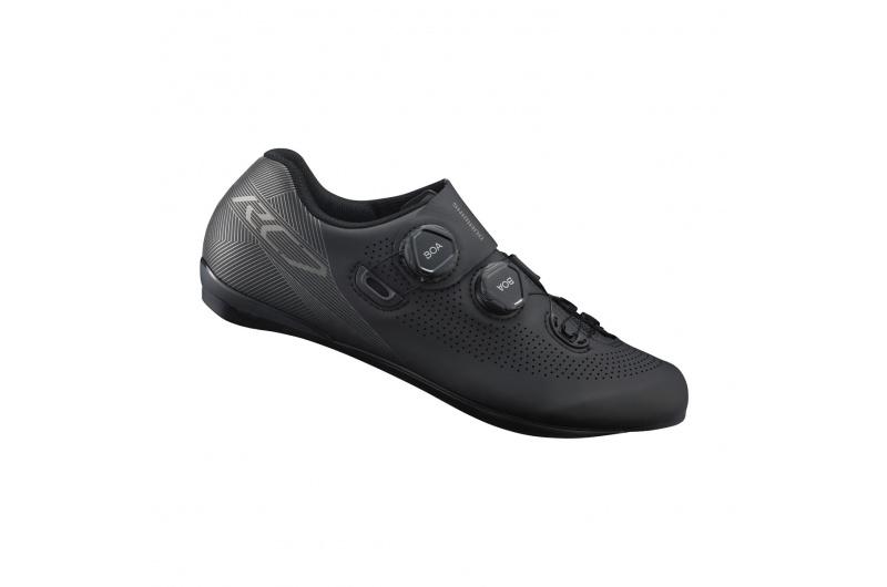 SHIMANO cyklistické tretry SH-RC701 černá