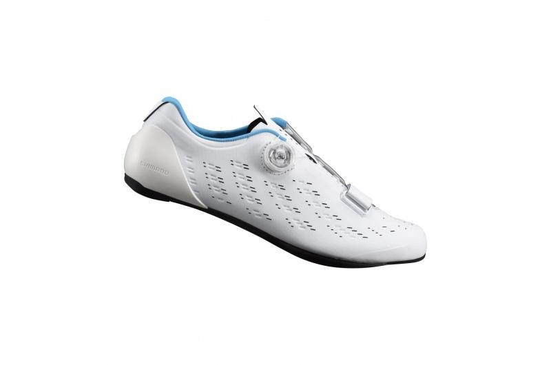 SHIMANO cyklistické tretry SH-RP901 bílá