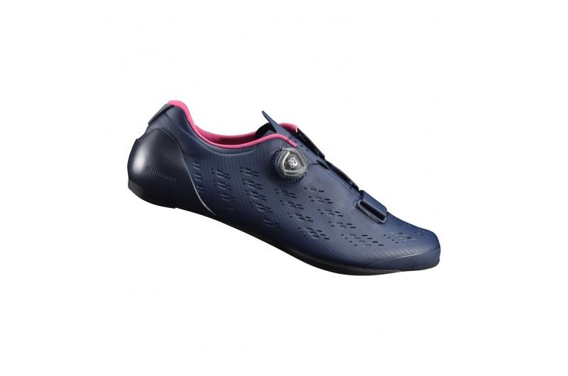 SHIMANO cyklistické tretry SH-RP901 modrá