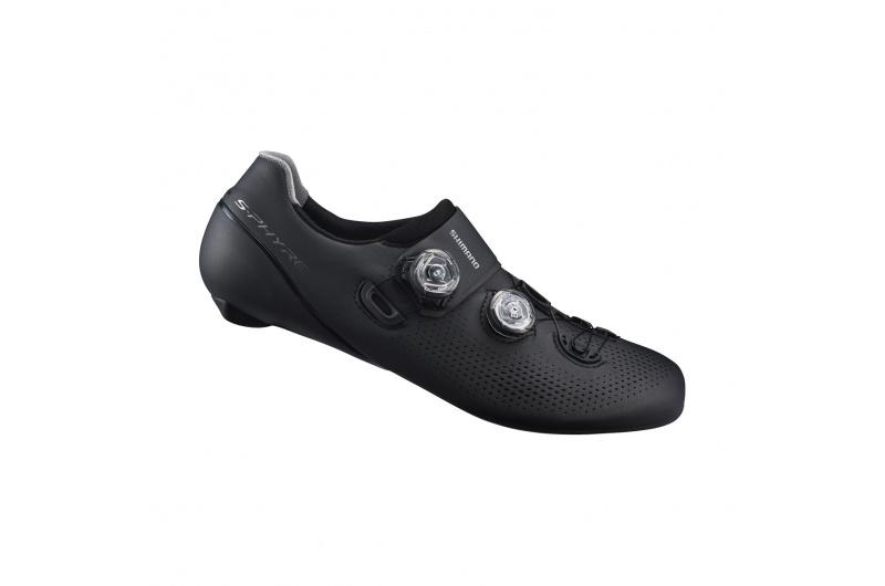SHIMANO cyklistické tretry SH-RC901 černá