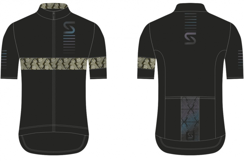 SABY dres krátký TOPLINE černá 1