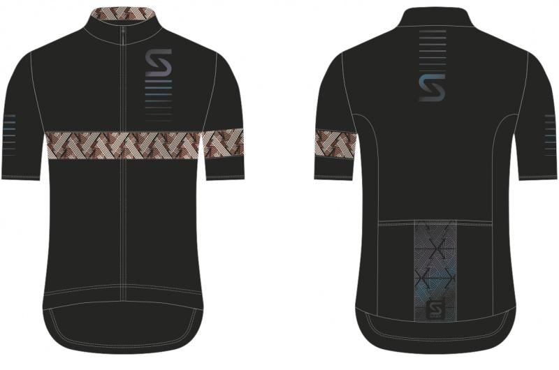 SABY dres krátký TOPLINE černá 2
