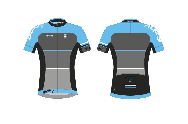 SABY dres krátký dámský PRO LINE modrá