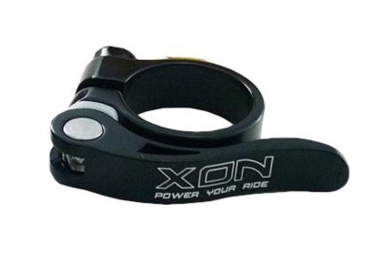 XON objímka sedlovky XSC-08 rychloupínák O31,8 černá