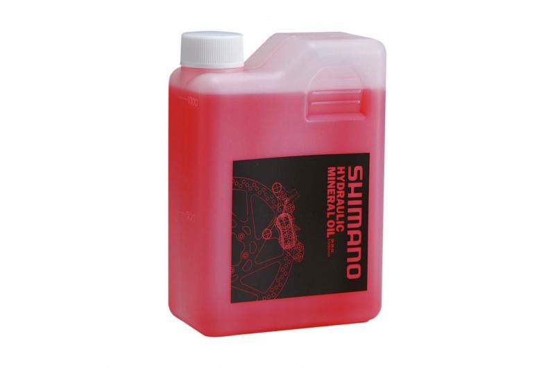 SHIMANO olej pro hydraulickou brzdu 1000ML