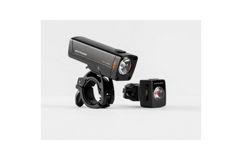 Light Bontrager Ion Pro RT/Flare RT Rechargeable Set