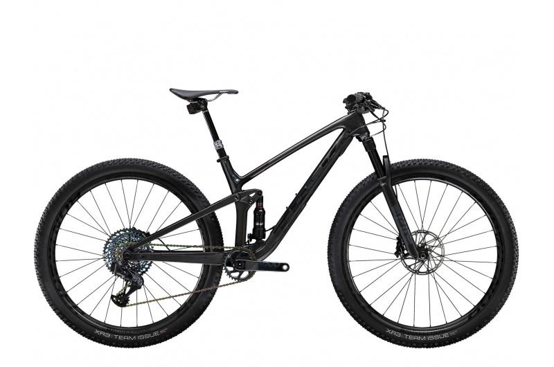 TREK horské kolo Top Fuel 9.9 2020 Matte Carbon/Gloss Trek Black