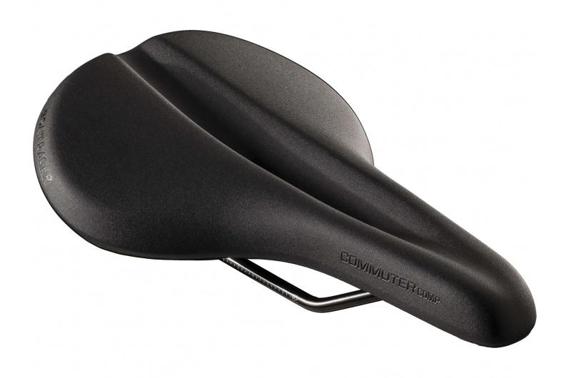Sedlo Bontrager Commuter Comp Bike 185mm