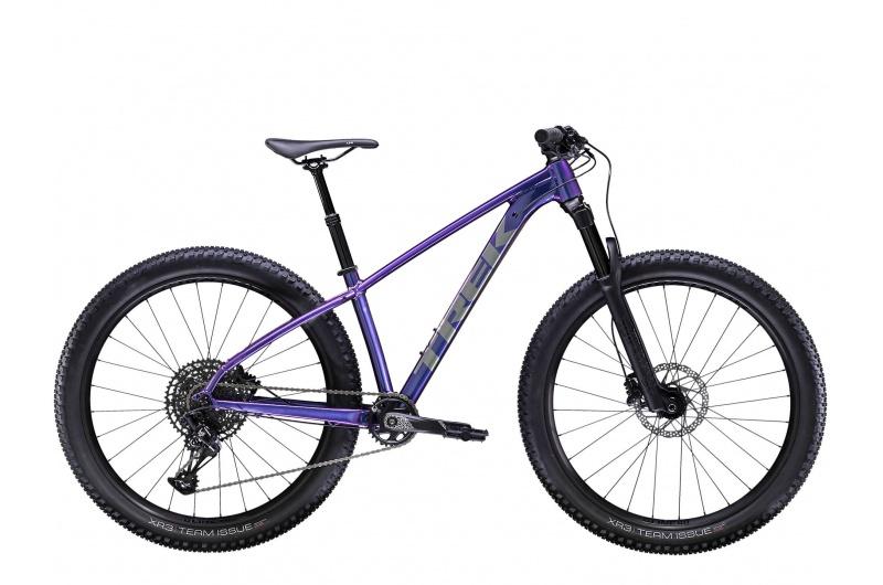 TREK horské kolo Dámské kolo Roscoe 8 2020 Purple Flip