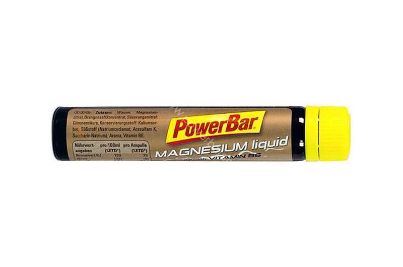 PowerBar Magnesium liquid ampule - citron 25 ml