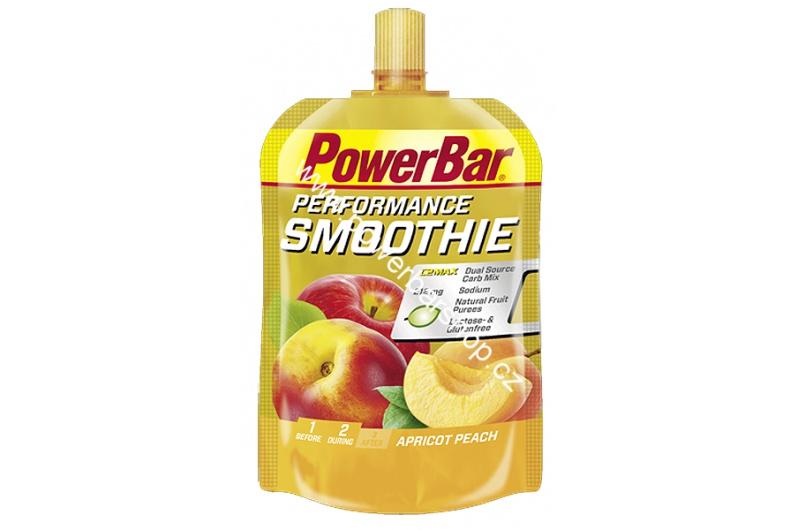 PowerBar Perfomance Smoothie - Meruňka/broskev 90 g